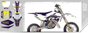 Kit de Stickerspara Moto Husqvarna